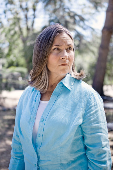 Mary Tillman - Ron Tillman's Mother