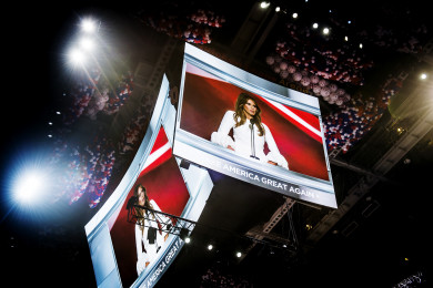 RNC 2016 in Cleveland, Ohio