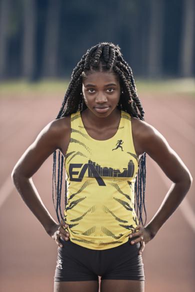 Tamari is a Sports Kid of the year finalist 2017