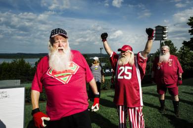Discovery Santa in Branson, Missouri