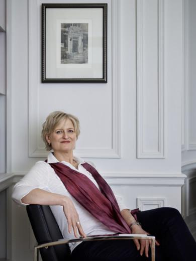 Professor Simone LŠssig of the German Historical Institute