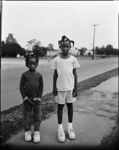 Rosie Smith and Kimberlee Reed, McGhee, Arkansas