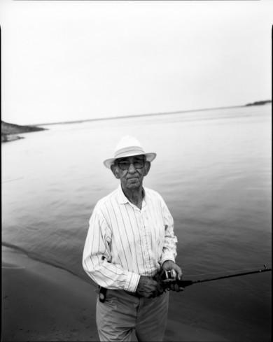 M.D.Longoria, Near greenville, Mississippi