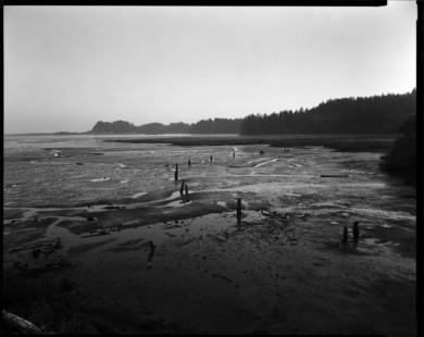 Low Tide, Ilwaco, Washington