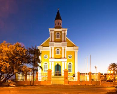 Temple Emanuel Synagogue, Curaçao 1864