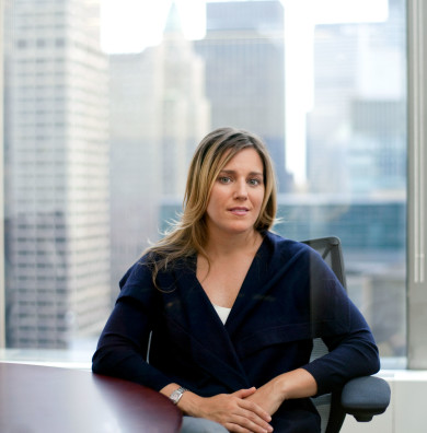 Dorie Rosenband. Story about investment advisers striking out on their own.
