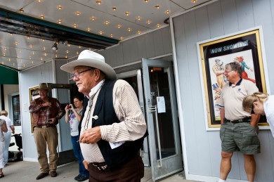 John Wayne birthday celebration, Winterset, Iowa