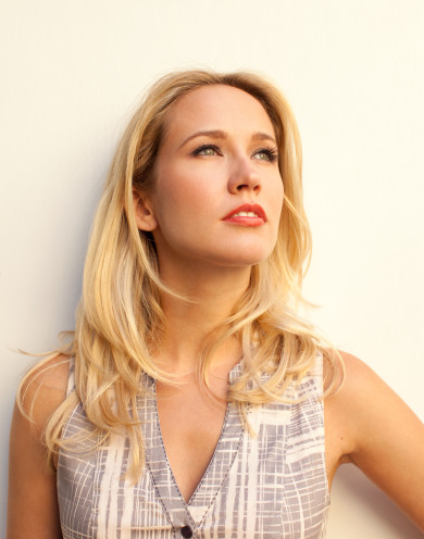 Anna Camp in Los Angeles.