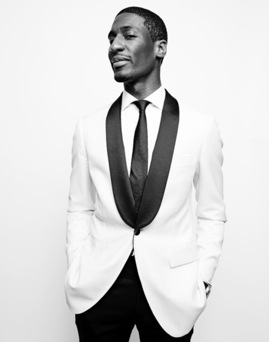 Jon Batiste photographed at the Kennedy Center 9/23/16