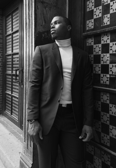 Kyle Lowry photographed in NYC for Athletes Quarterly Mag 6/26/14
