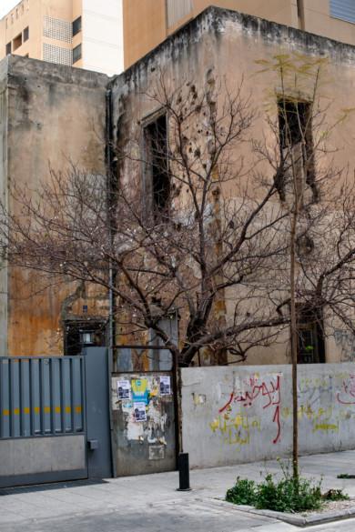 Streetscene. Beirut, Lebanon