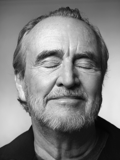 Wes Craven, photographed for New York Times Magazine.Published 04.15.11