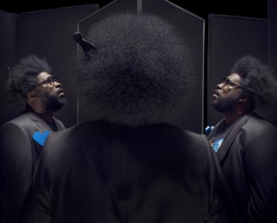 Questlove in New York on April 9, 2018.