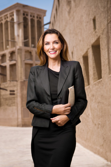 Barbara D'Amato, founder and CEO of Trilogy Capital Corp.