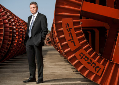 Colin McKay, General Manager Sales &. Marketing, DUCAB.
