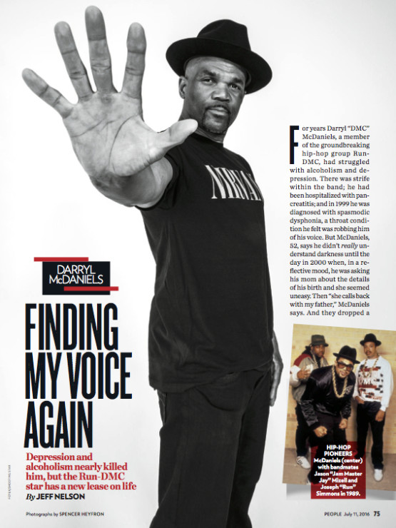 Darryl McDaniels in the 7-11-16 issue_PEO_20160711_75_1246789_ARTICLE