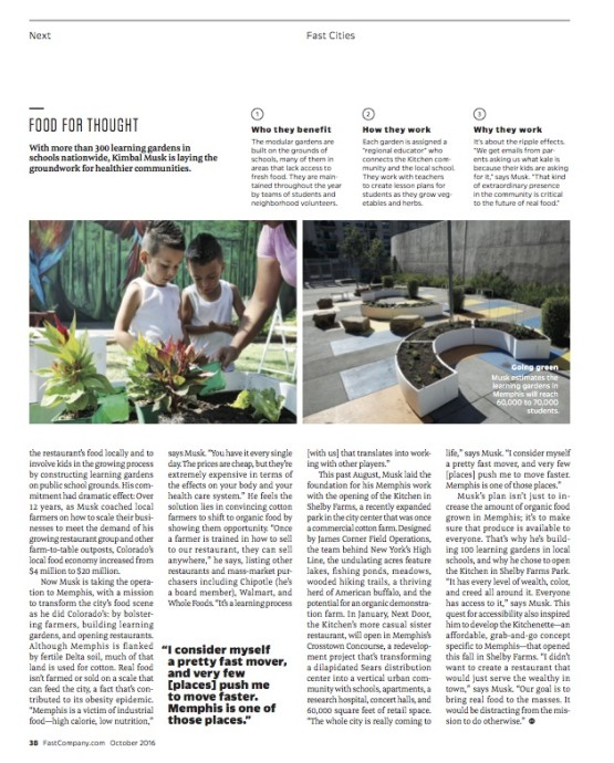 Fast Company-Kimbal Musk in Memphis-William Widmer 3