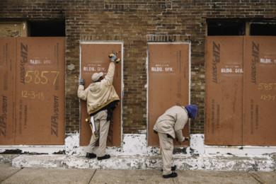 Public Housing Closures in St. Louis