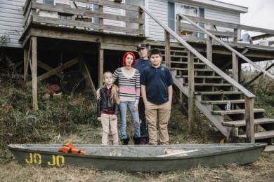 Louisiana's Coastal Communities Face Relocation