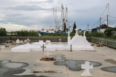 Matter - Coastal Erosion in Southern Louisiana