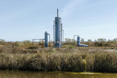 Effect of oil price drop on Louisiana