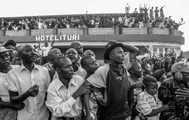 Joseph Kabila campaign in DR Congo