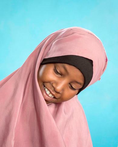 UN Foundation Mission to Jijiga, Girls Up program