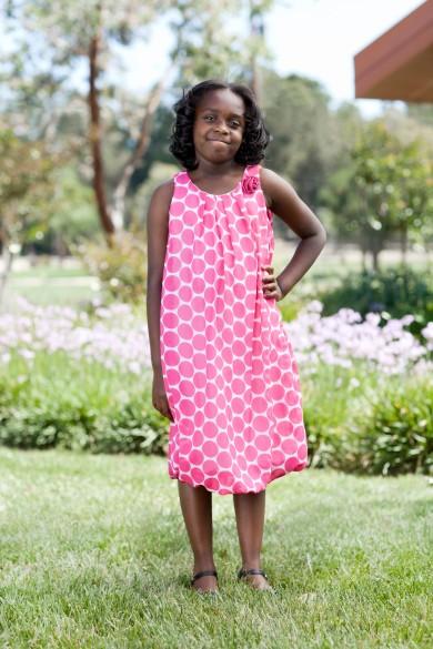 Mulumba Family - Sickle Cell Survivor