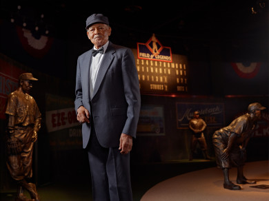 Bob Motley, 90 year old Negro League Umpire and WWII medal of honor recepicent