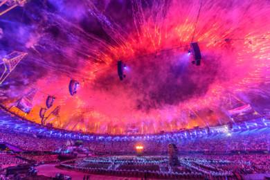 London 2012-Opening Ceremony