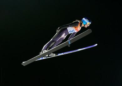 Sochi 2014- Women's Ski Jumping