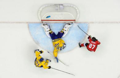 Sochi 2014- Men's Hockey-Gold Medal Game