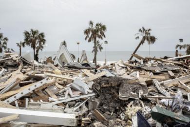 Mexico Beach Six Months After Hurricane Michael