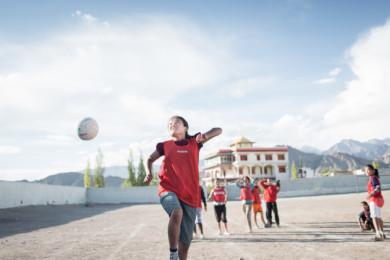 Tibetan Women's Football Team