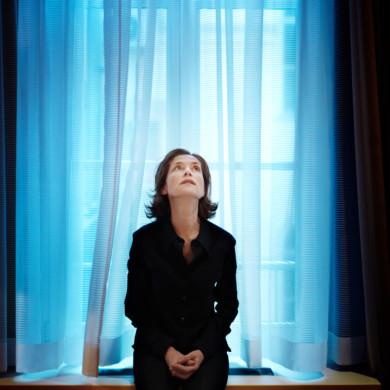 Isabelle Huppert, Schauspielerin, Copyright www.peterrigaud.com