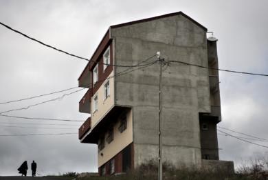 Million Dollar View, Urban Transformation