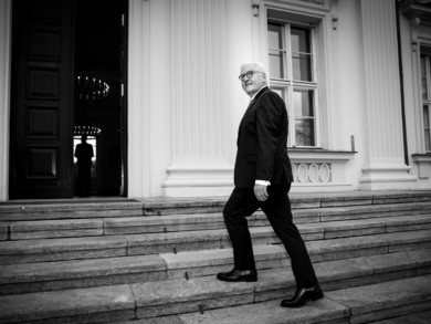 Frank-Walter Steinmeier, 2019, Copyright www.peterrigaud.com