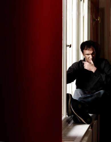 Quentin Tarantino, Regisseur, Copyright www.peterrigaud.com