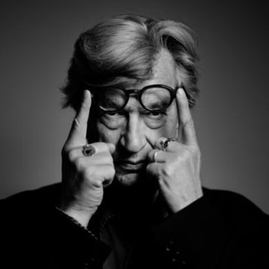 Wim Wenders, Copyright www.peterrigaud.com