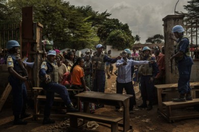 Consequence- Central African Republic: two years on from the outbreak of the crisis