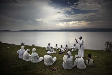 Kivu, between religion, superstition and madness