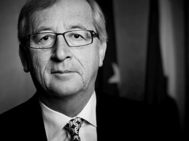 Jean-Claude Juncker, Prime Minister of Luxembourg in his office (ministerie de la etat)