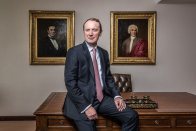 Dr. Hans-Walter Peters, Berenberg private bank