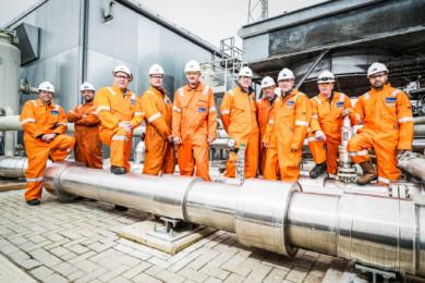 Wintershall Team, The Netherlands