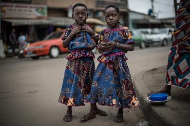 The Twins of Koumassi