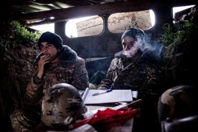 Four-Day War in Nagorno Karabakh