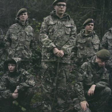 Teenagers growing up in South Wales Valleys. Rhondda Valley