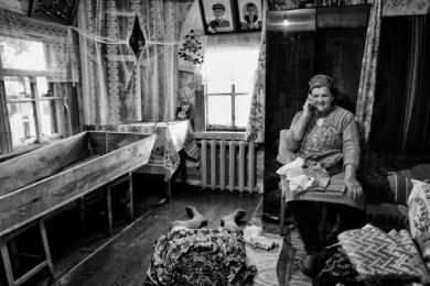 MN - Chernobyl's outskirts